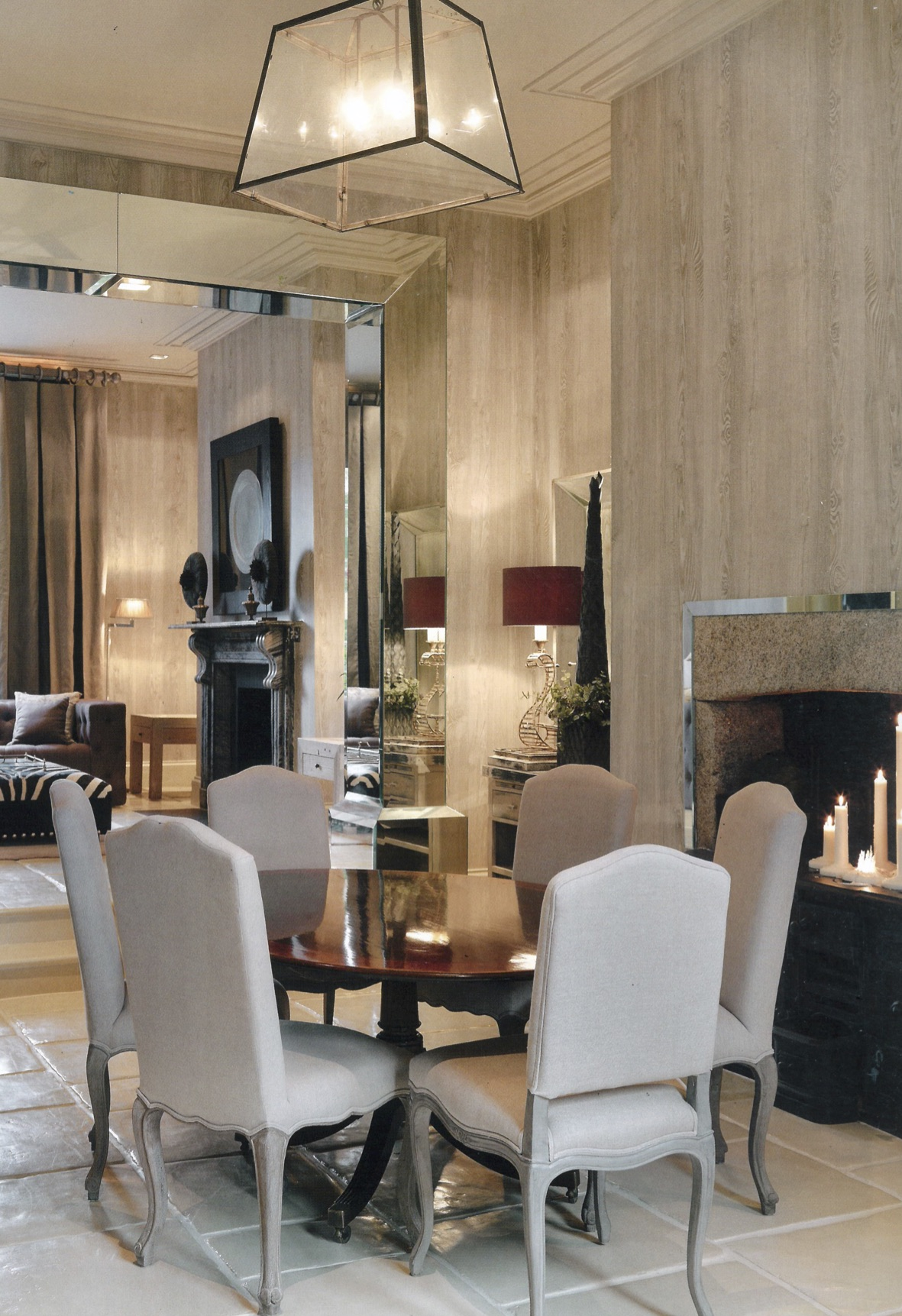 Leeson Street House I Featured In The White Book Interiors Magazine